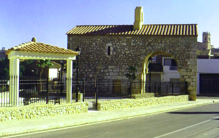 Ermita de Loreto de Benlloch.