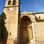 Façana principal de l'Església parroquial (http://castellonenarchivos.blogspot.com.es/p/iglesias-de-castellon.html)