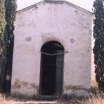 Façana de l'ermita