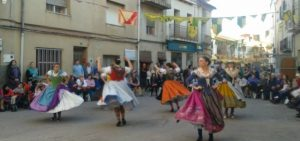 Grup de Danses Rabalaire de Benlloch a la Mostra 2015