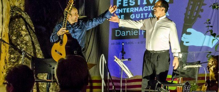 Foto de Pepe Girona: Nit de Guitarra i Vi al Festival Internacional de Guitarra Daniel Fortea de Benlloch