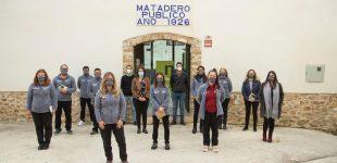 Visita Alumnes Et Formem a la Niuada
