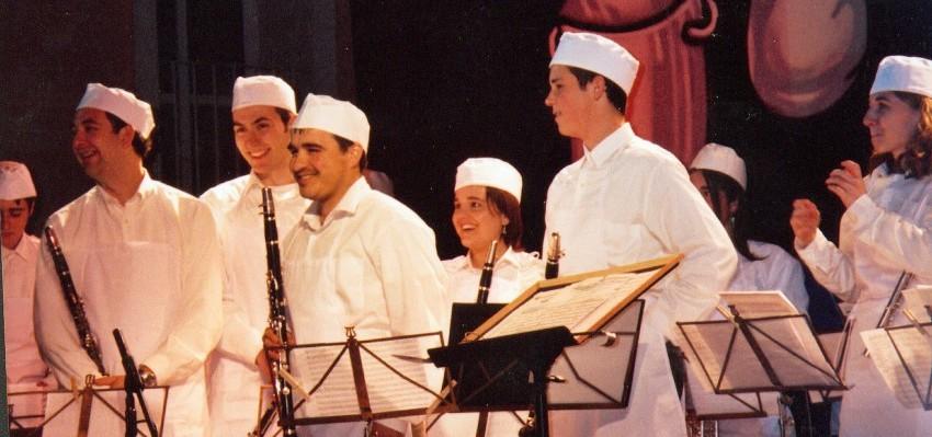 Banda de Benlloch Gastronomúsica