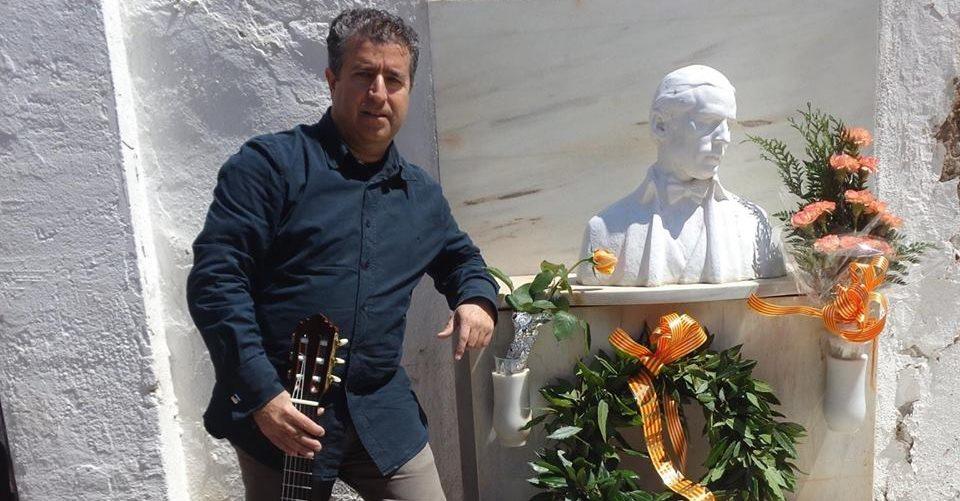 Antoni Ripollés Mansilla amb Daniel Fortea