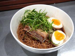 Mostra de sopa Ramen