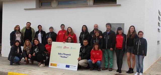 200.000 euros per a formació per a l'ocupació