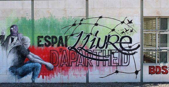 Mural Javi Díaz a la UAB