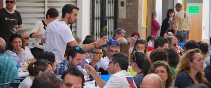 Vins italians seran els convidats a la festa de la Verema