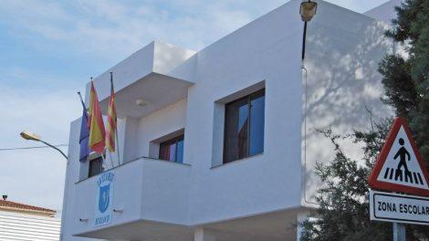 Façana Ajuntament de Benlloch