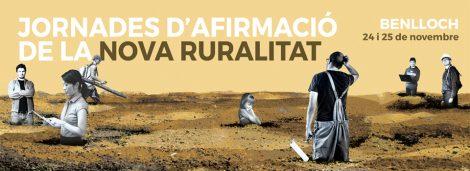 JORNADES D'AFIRMACIÓ DE LA NOVA RURALITAT
