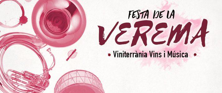 Programa de la Festa de la Verema 2016