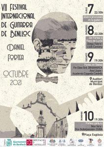 VII FESTIVAL DE GUITARRA DANIEL FORTEA