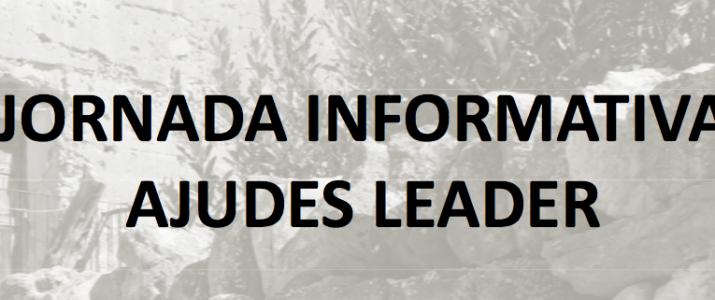 Jornades informatives sobre les ajudes LEADER