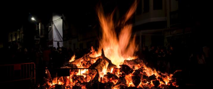 Programa d'actes per a Sant Antoni 2019
