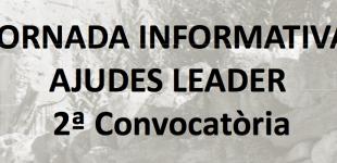 Obert el termini de presentació de les ajudes LEADER