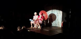 """""""Els Banyistes"""", teatre per a tota la família"""