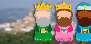 Ses Majestats els Reis d'Orient apleguen a Benlloc