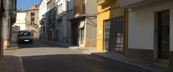 Benlloc aprova l'última fase de recuperació del nucli urbà