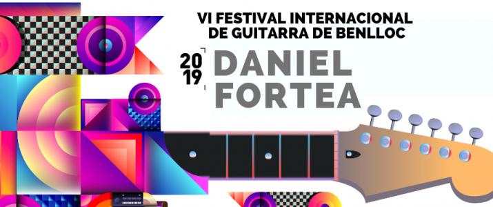 """Benlloc celebra el VI Festival Internacional de Guitarra """"Daniel Fortea"""""""