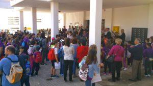 Aplec escolars a Benlloch