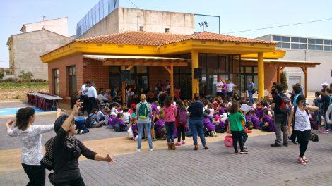Trobada escolar a Benlloch