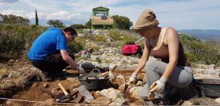Finalitzen les excavacions arqueològiques al Tossal de Subarra