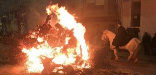 Suspensió Festa Sant Antoni