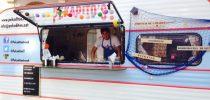Les caravanes gurmet aportaran gastronomia exòtica a la verema