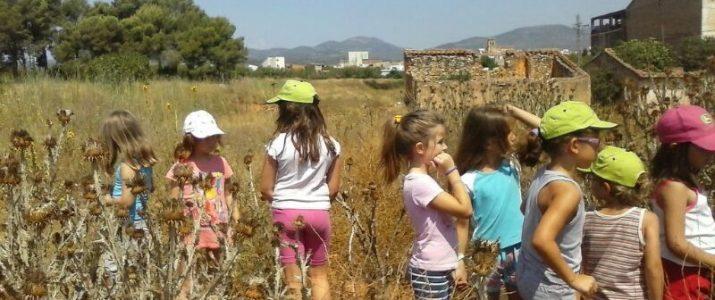 Excursió de l'Escola d'Estiu de Benlloch