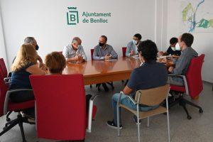 Reunió amb la Generalitat sobre la Subvenció ARRUR