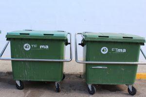 Fixacions per a contenidors de fem