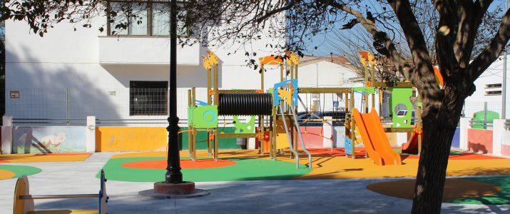 Benlloc estrena parc infantil municipal
