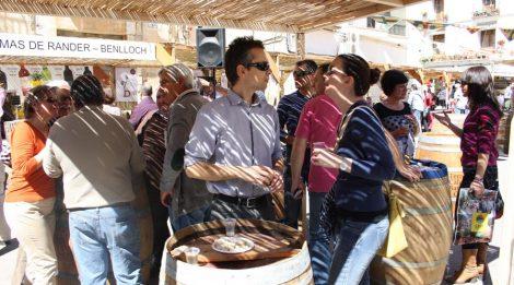 Imatge de la Mostra de Vins de la Comarca de Benlloch