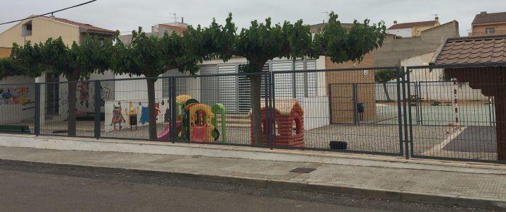 Benlloc obri un nou carrer per donar accés a la futura escola