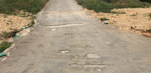 El consistori repara el camí del riu i el camí Torreblanca