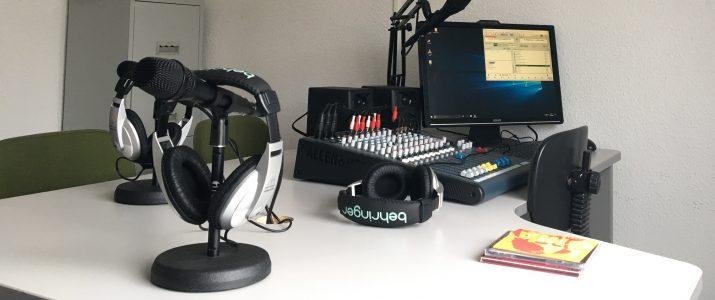 Estudi de ràdio