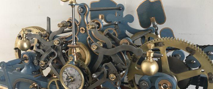 L'Ajuntament restaura l'antic rellotge del campanar