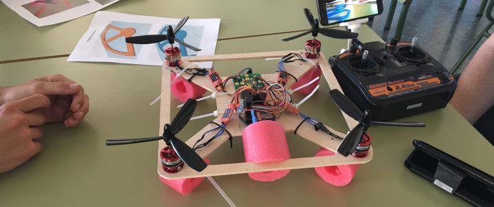 Ultimen el drone que divulgarà el patrimoni arqueològic