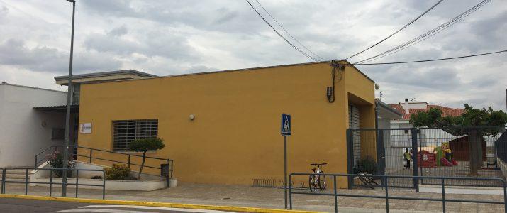 L'escola estrena megafonia i xarxa wifi per tot el centre
