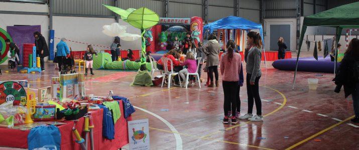 Activitats, jocs i tallers per a xiquetes i xiquets