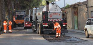 Diputació compleix amb la millora dels accessos al municipi