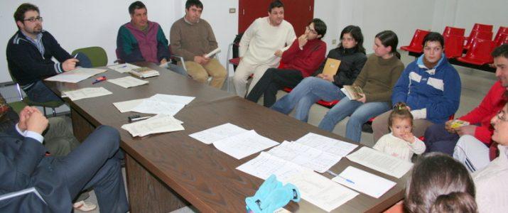 Arxiu: Reunió de l'Agenda 21 en 2006.