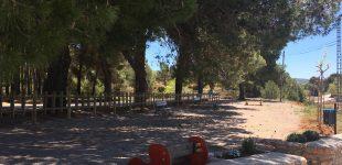 L'Ajuntament habilita una nova zona de descans