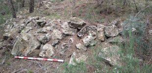 Benlloc estudia i protegeix els seus jaciments arqueològics