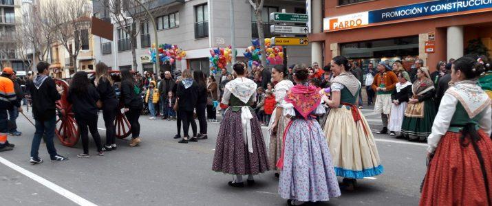 Benlloc al Pregó de la Magdalena 2018