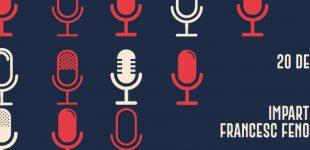 Taller gratuït de ràdio
