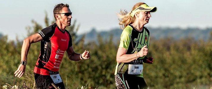 Benlloch també amb l'esport, corre al Trail 2017!