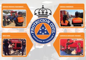 NOVA CONVOCATÒRIA DE VOLUNTARIS DE PROTECCIÓ CIVIL