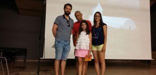 Andrea Agut guanya el concurs de literatura