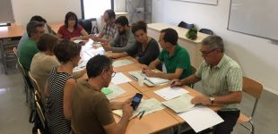 Benlloc i Cabanes signen un conveni amb Labora per a la celebració d'una fira d'ocupació